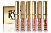 Kylie Jenner Limited gold Birthday Edition Kylie lipsticks M...