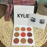 The Burgundy Palette Kylie Jenner Cosmetics The Burgundy Eye...