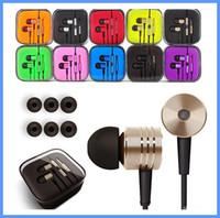 MI XIAOMI Piston Earphone 3 III Headphone Headset Earbud wit...