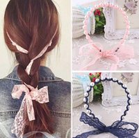 2016 Women Headbands Lace Hair Accessories Summer Style Imit...