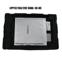 24pcs / серия LiFePO4 батареи 117163202 мешка батареи 30Ah LiFePO4 victpower lipolymer батарея большой емкости 30Ah 90A-240A 3с-5с