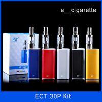 ECT 30p kit electronic cigarettes 30W box mod e cigarette 22...
