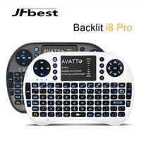 Wireless Keyboard rii mini i8 keyboards Fly Air Mouse Multi-...