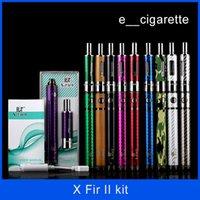 Authentic ECT X. Fir II kit electronic cigarette 1600mah Avai...