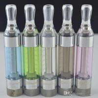 Hot vendiendo kangertech t3s atomizador Clearomizer reemplazable filtro cambiable bobina para Ego cigarrillo electrónico serie E-cigarrillo T3