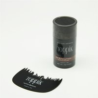 New US Toppik Hair Building Fibers 12g with Hairline Optimiz...