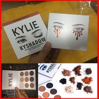 In stock!! Kylie jenner eyeshadow kit Kyshadow brand makeup ...