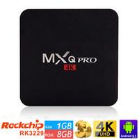 MXQ Pro 4K RK3229 Android 5. 1 1G 8G TV Box 1. 5GHZ Quad Core ...