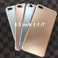 New Goophone 5. 5inch 1: 1 i7 MTK6580A Quad Core 8MP Back Came...