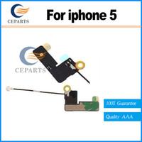 Haute qualité Wifi Antenne Câble Flex pour iPhone 5 5g net travail Antenne Wifi câble Flex rapide Livraison