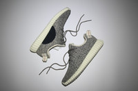 Best Selling Men Shoes Kanye West 350 Turtle Dove Pirate bla...
