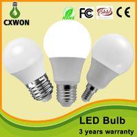 2016 new products 5W 7W 9W 12W A60 A19 LED bulb light E27 E2...