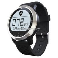 F69 Waterproof Smart Cellphone Watches Heart Rate IP68 Swimm...