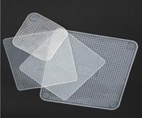 Многоразовый силикона еды Wrap уплотнения крышки Набор из 4 Fresh Clear Fresh Film 100% Brand New и высокое качество