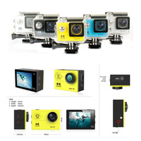 SJ4000 Style Action Camera EKEN H9 Ultra HD 4K WiFi 2. 0 LCD ...