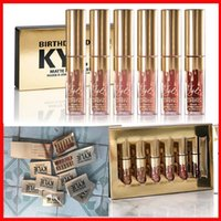 Kylie Jenner lipstick lipgloss kit BIRTHDAY LIMITED EDITION ...