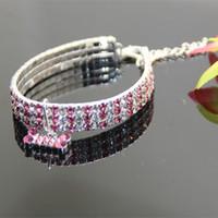 wholesales!specialized luxury rhinestone necklace dog collar...