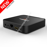 Android 6. 0 Smart TV Box Quad Core S905X plastic case T95 T9...