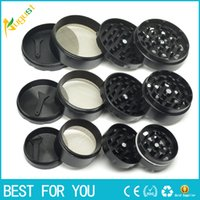 4 Layers Alloy grinder Metal Tobacco Crusher Hand Muller Smo...