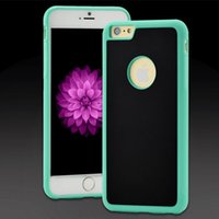 Wholesale Magical Nano Sticky Selfie Cell Phone Shell Anti G...