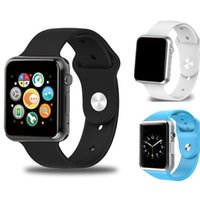 Nouveau smart watch gu08s Bluetooth Smartwatch pour Apple iPhone Samsung Android Phone 4 couleurs smartphone smart watch