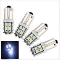 100PCS White BA9S 1206 20smd Indication Bulbs 20 LED T11 Car...