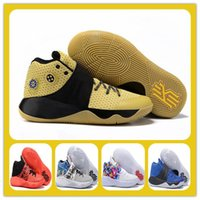 Discount Kyrie Irving Men Basketball Shoes Kyrie 2 Bright Cr...