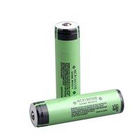 С Protected NCR18650B 3400mAh Литий-ионный аккумулятор 3400mAh 3.7V для фонарика батареи 18650 фонарик батареи