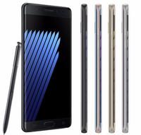 Goophone примечание 7 край cruved экран MTK6592 окта сердечника 64bit шоу 4G LTE 4 Гб 64 Гб ROM Android 6.0.1 Dual SIM смартфон