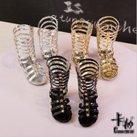 3 Colors Children Roma Gladiator Sandals Kids Girl Summer Sh...