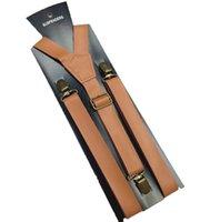 Wholesale- 2015 New Fashion 25mm Wide pu leather women Mens b...