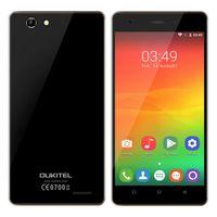 Oukitel C4 смартфон MTK6737 Quad Core 1GB RAM 8GB ROM 5.0 дюйма 1280x720 HD экран Android 4G LTE сотовый телефон