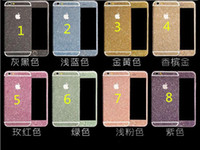 full body Glitter Diamond Front Sides Back Screen Protector ...