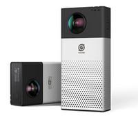 2016 original Insta360 4K caméra 360 degrés VR action Caméras vidéo 8MP CMOS Image vidéo Caméras de sport double lentille