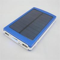 El banco portable de la energía del cargador solar y los puertos de carga dobles del panel de batería para toda la PC de la tabla del teléfono celular liberan el envío