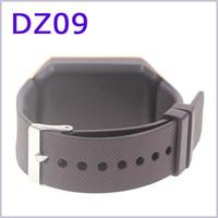 Smartwatch 2016 Dernières 1,56 pouces DZ09 Bluetooth Smart Watch Avec Carte SIM pour Apple Samsung IOS Android téléphone portable Livraison gratuite MQ100