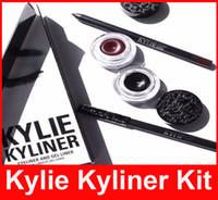 Kylie Cosmetics Birthday Limited Edition Eyeliner Kit and ge...