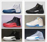 2016 high quality air retro 12 XII mans Basketball Shoes OVO...