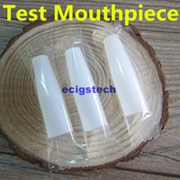 disposable Silicone Mouthpiece Cover Drip Tip Test Tips Indi...