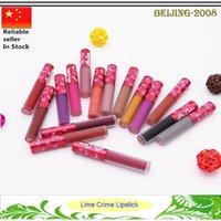 Amazing 24 Colors Velvetines lime crime lipstick Lime Crime ...