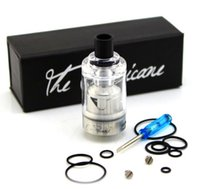 Gratuit Hurricane Expédition junior Rta SXK haute qualité ouragan jr Rba réservoir Clone 1: 1 ouragan junior Rta