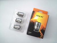 100% Original Authentic Smok TFV8 Coil Head V8- T8 V8- T6 V8- Q...