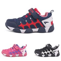 New Arrival Kids Athletic Shoes Sport Shoes Boys Girls Breat...