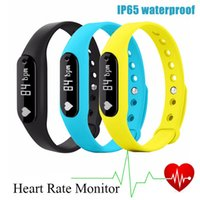 C6 inteligente Pulseira Heart Rate Passometer ativamente de Fitness Rastreador IP67 Call Reminder impermeável Pulseira Smart For iPhone iOS Android Phone