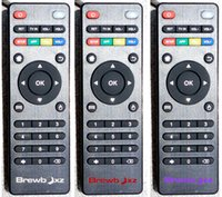 customized standard remoter for the TV box Nobile Style TV B...