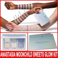 Ana MoonChild Glow Kit Face Blusher Face Makeup Bronzers Met...