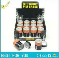 Stealth Stash Diversion Safe AA Battery Pill Box Hidden Cont...