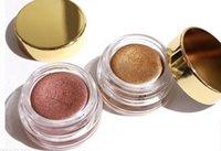 500pcs Дженнер День рождения Editon Кайли Косметика Крем Shadow Медь / розовое золото Creme OMBRE совершенным