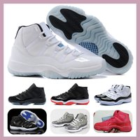 Wholesale New Retro 11 Basketball Shoes 72- 10 Concord Basket...