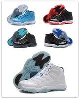 Cheap 2016 Casual Shoes Retro XI Bred Concord Gamma Blue Spo...